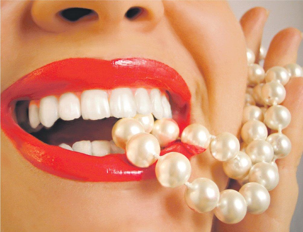 Эмаль (Зубная)